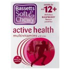 Bassetts active health multi vitamin mineral - 30s Brand Price Match - Checked Tesco.com 02/12/2013