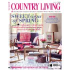 Country Living magazine -