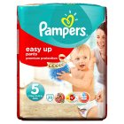 Pampers Easy Up Junior 5, 12-18kg 22s