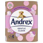 Andrex Puppies on A Roll Toilet Rolls - 4s Brand Price Match - Checked Tesco.com 27/08/2014