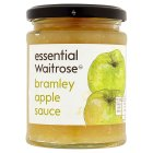 essential Waitrose bramley apple sauce - 285g