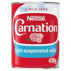 Nestlé Carnation Topping Light Evaporated Milk 410g - 410g Brand Price Match - Checked Tesco.com 23/07/2014