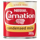 Nestle Carnation Condensed Milk - 397g Brand Price Match - Checked Tesco.com 09/12/2013