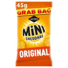 McVitie's original mini cheddars - 50g Brand Price Match - Checked Tesco.com 21/04/2014