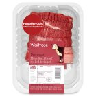 Waitrose Hereford beef brisket roast