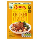 Colman's chicken casserole recipe mix - 40g Brand Price Match - Checked Tesco.com 01/07/2015