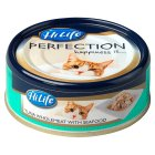 Hi Life perfection tuna with seafood
