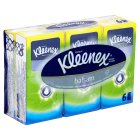 Kleenex Balsam Tissues, pocket pack - 6x9s Brand Price Match - Checked Tesco.com 05/03/2014
