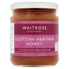 Waitrose Scottish heather honey - 340g