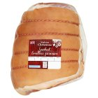 Waitrose Smoked boneless English gammon joint - per kg