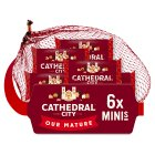 Cathedral City Mini's mature Cheddar cheese, 6 portions - 6x20g