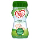 Cow & Gate 1 first infant milk newborn - 200ml Brand Price Match - Checked Tesco.com 27/08/2014