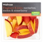 Waitrose nectarine, melon & strawberry - 160g