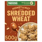 Shredded Wheat Honey Nut - 500g Brand Price Match - Checked Tesco.com 28/07/2014
