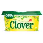 Clover spread - 500g Brand Price Match - Checked Tesco.com 16/04/2014