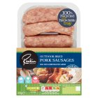Rankin Selection Irish pork sausages - 400g
