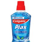 Colgate plax cool mint mouthwash - 500ml