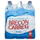 Brecon Carreg mineral still water - 6x1.5l Brand Price Match - Checked Tesco.com 29/10/2014