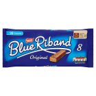 Blue Riband Milk Chocolate multipack - 8x19.3g Brand Price Match - Checked Tesco.com 16/04/2014