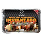 Big K disposable picnic BBQ - each