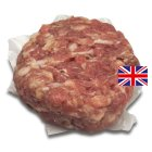 Waitrose British Free Range pork burger