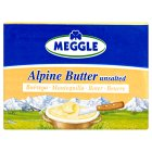 Meggle alpine unsalted butter