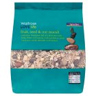 Waitrose LOVE life fruit, seed & nut muesli - 750g