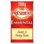 Président Emmental - 250g Brand Price Match - Checked Tesco.com 05/03/2014