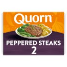 Quorn peppered steaks - 196g Brand Price Match - Checked Tesco.com 24/11/2014
