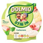 Dolmio Stir-in creamy carbonara sauce - 150g Brand Price Match - Checked Tesco.com 23/04/2015
