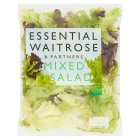 essential Waitrose mixed salad - 100g
