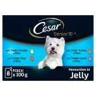 Cesar senior senior recipes - 8x150g Brand Price Match - Checked Tesco.com 30/07/2014