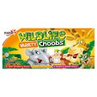 Wildlife Choobs fromage frais tubes - 6x40g Brand Price Match - Checked Tesco.com 25/02/2015