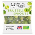 Essential Waitrose Brussel sprouts