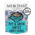 Merchant Gourmet ready to eat puy lentils - 250g