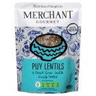 Merchant Gourmet puy lentils - 250g Brand Price Match - Checked Tesco.com 04/12/2013