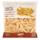 essential Waitrose straight cut oven chips - 1.81kg