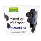 essential Waitrose blueberries - 100g