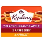 Mr Kipling Jam tarts - 6s Brand Price Match - Checked Tesco.com 03/02/2016