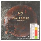 Waitrose Christmas pudding with Remy Martin champagne cognac - 100g