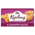 Mr Kipling Country slices - 6s Brand Price Match - Checked Tesco.com 26/03/2015
