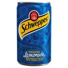 Schweppes lemonade single can - 150ml Brand Price Match - Checked Tesco.com 16/07/2014
