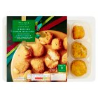Waitrose 12 breaded cheese bites - 234g