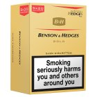 Benson & Hedges king size - 5x20s