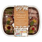 Waitrose festive pork garnish assortment - 508g