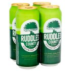 Ruddles County English ale - 4x500ml