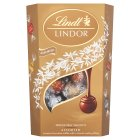 Lindt Lindor assorted chocolate truffles - 337g Brand Price Match - Checked Tesco.com 16/07/2014