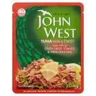 John West tuna with a twist tomato & herb - 85g