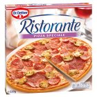 Dr. Oetker ristorante pizza speciale - 330g Brand Price Match - Checked Tesco.com 01/07/2015