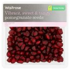 Waitrose pomegranate - 110g